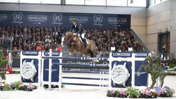 Jumping Verona:S.Grasso